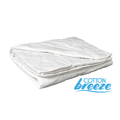 Zomerdekbed Cotton Breeze